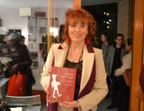 Maddalena Menza: Parole e cartoons