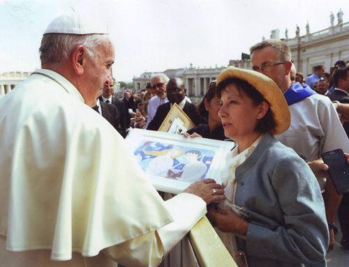 In Udienza dal Santo Padre