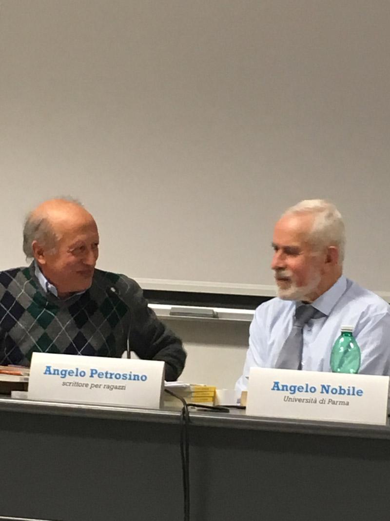 Angelo Petrosino e Angelo Nobile