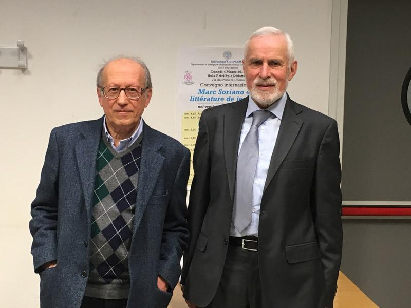 Angelo Petrosino e Angelo Nobile.