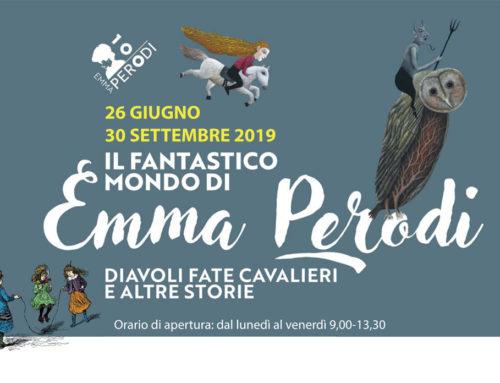 Il fantastico mondo di Emma Perodi: a Palermo